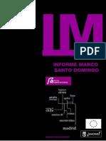 Informe Marco -Santo Domingo