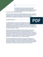 Las Finanzas Corporativas en España