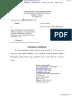 Odyssey Marine Exploration, Inc. v. The Unidentified Shipwrecked Vessel - Document No. 67