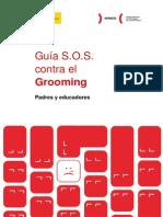 Guia SOS Contra El Grooming - (Padres y Educadores)