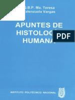 Apuntes de Histología Humana
