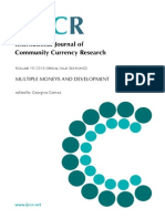 IJCCR 2015 Special Issue - Complementary Currencies Magazine