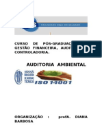 Apostila de Auditoria Ambiental[1]