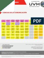 Licenciatura en Ciencias de La Comunicacion