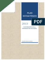 Transparencia Plan Estrategico Anual