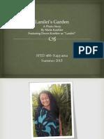 sped480 koehler photostory lanileisgarden