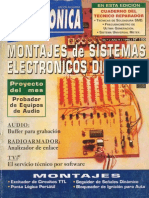 Saber Electrónica No. 100