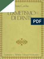 Bruno Cerchio - L 39 Ermetismo Di Dante