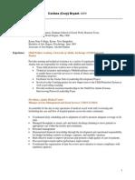cb resume 6 15