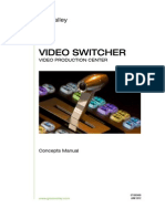 Video Switcher Grassvalley