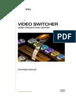 Video Switcher Grassvalley