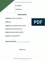 Trabajo Practico 305- 2013-2 Hector Perozo
