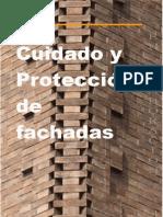 Manual Proteccion y Cuidado de Las Fachadas