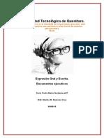 Exprecion Oral y Escrita Final Pi37