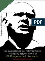 Equipo de Bitácora (M-L); Las invenciones del thälmanniano Wolfgang Eggers sobre el VIIº Congreso de la Komintern, 2015.pdf