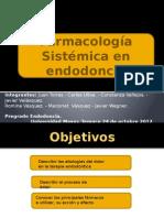 endodoncia farmacologia