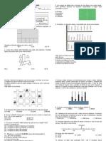 Simulado prova brasil Matemática