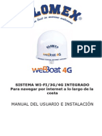 Glomex_weBBoat 4G User Manual_es