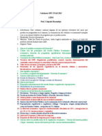 Cedulario Examen OPE UNAB 2015