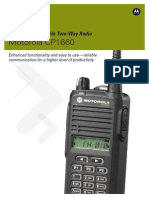 Motorola CP1660 Brochure AC4!04!002REV.2 English