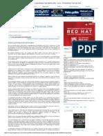 A Árvore Genealógica Das Distribuições - Linux, Ferramentas Técnicas 2ed