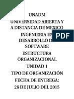 Organización Nacional