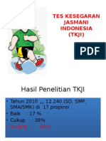 Tes Kesegaran Jasmani Indonesia Tok