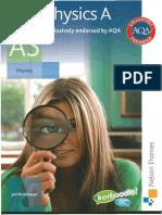 Physics as Aqa