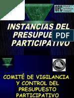PLAN 10122 Comité de Vigilancia 2012