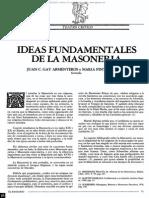 IDEAS FUNDAMENTALES DE  LA MASONERIA-JUAN C GAY  ARMENTEROS.pdf