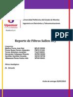 Filtros Reporte