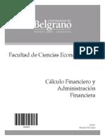 3919 - Calculo Financiero - Di Ciano