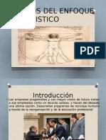 Presentacion Enfoque Humanistico (Administracion)