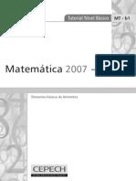 Algunos Elementos Básicos de Aritmética 2