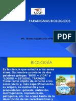 2 CLASE PARADIGMAS- Caracteristicasde Seres Vivos y Niveles de Organización.