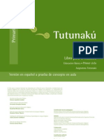 Libro Maestro Tutu Naku