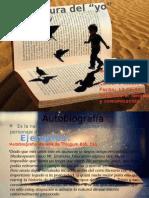 Literatura Del Yo