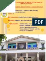 organizacionyadministraciondelsoportetecnico-120714135508-phpapp01