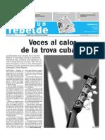 icompleedicion dominical periodico cubano JUVENTUD REBELDE.