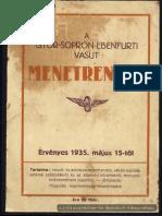 GYSEV_menetrend_1935