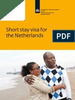 visa for the Netherlands