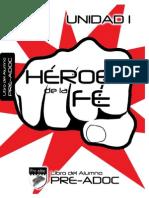 Heroes Pre Adolocentes U1