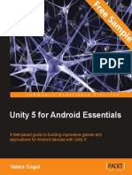 Unity 5 for Android Essentials - Sample Chapter