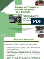 Nuevos Sistemas de Transporte Público De Pasajeros