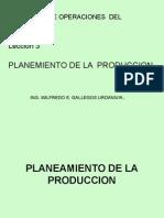 Operaciones EN EL SISTEMA DE TRANSPORTES CAPITULO 3 - INGENIERÍA DE TRANSPORTES