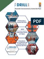 DrillSIM_Spanish - Simuladores de Perforacion Convecional y Control de Pozo