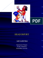 20. Head Injury