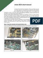 Indivision ECS Manual E