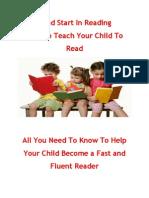 Head Start in Reading