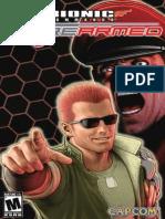 Bionic Rearmed Manual